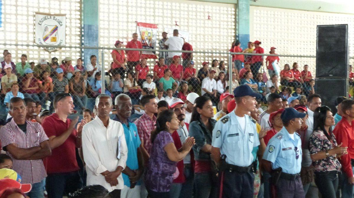 Gobernador @EdwinRojasM realizó Cabildo Abierto desde la Llanada (+IMA...