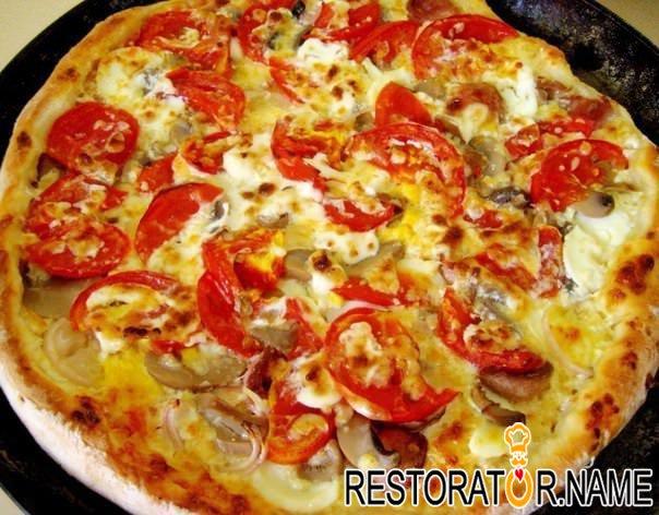Рецепты вкусных пицц