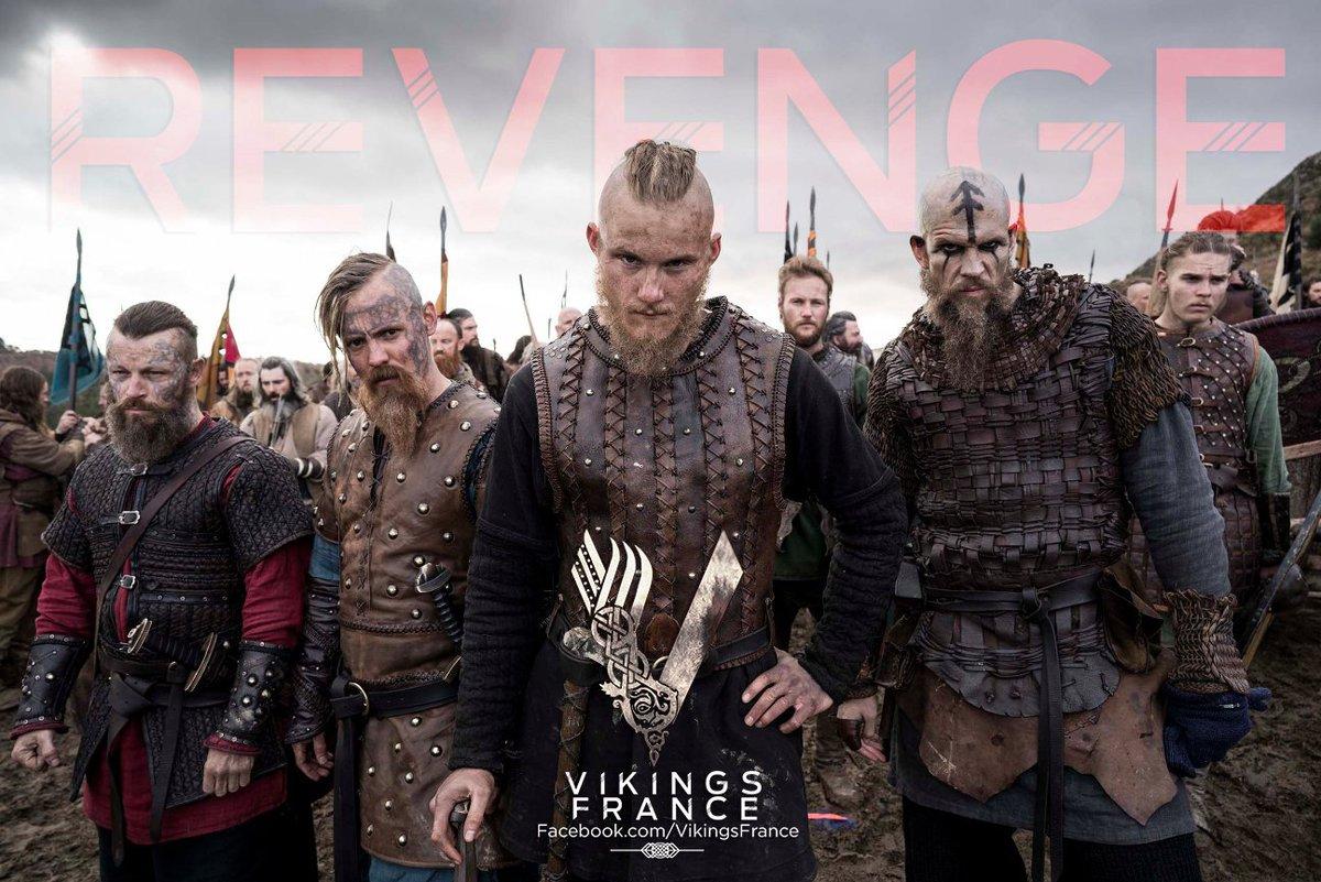 Vengeance !! #Vikings <br>http://pic.twitter.com/cbohxAtBs6