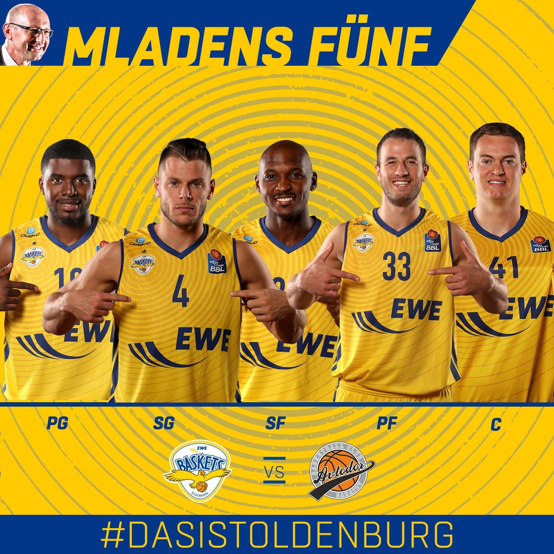 Ohne Maxime De Zeeuw und Jan Niklas Wimberg wird die Aufgabe heute nicht leichter, aber wir wollen den Sieg mit vier Punkten Vorsprung! https://t.co/vdS1BkWS7t