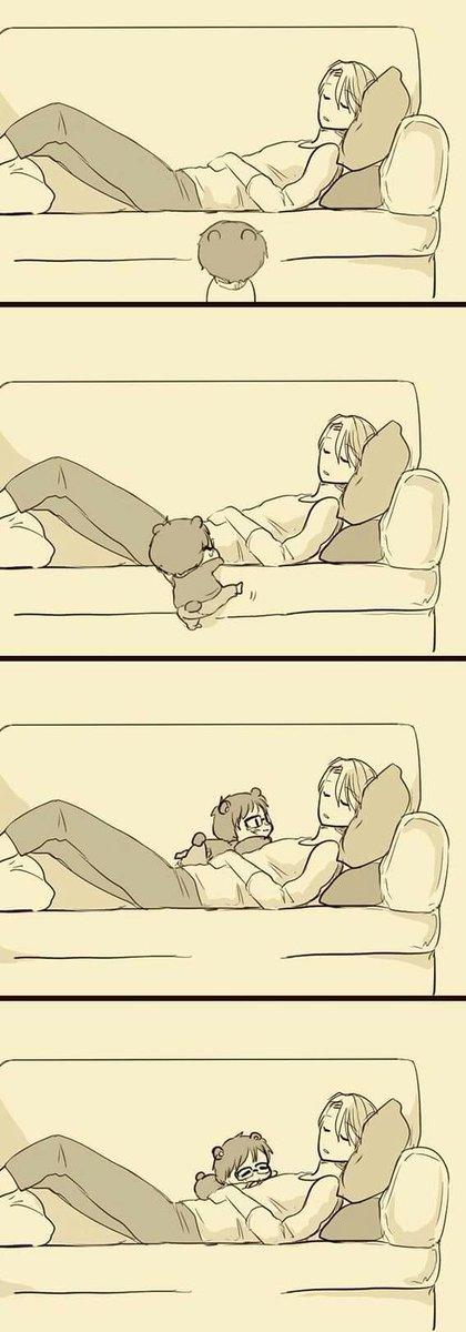 !Duerme conmigo¡¡ 😯💤😴😴 #Yoi #YuriOnIce #KawaiianTV #cute #kawaii #slee...
