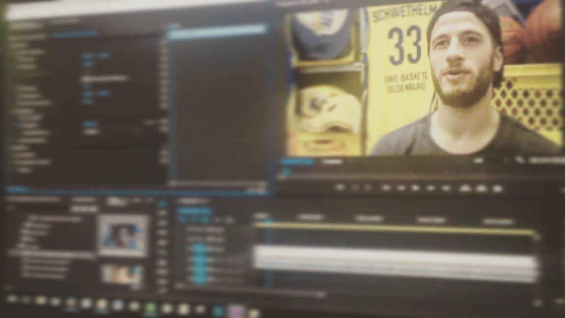 """Demnächst auf EWE Baskets TV: Die neue Video-Serie """"Das Geheimnis meiner Nummer"""". Stay tuned... #DasIstOldenburg https://t.co/jK9PkNhRqW"""
