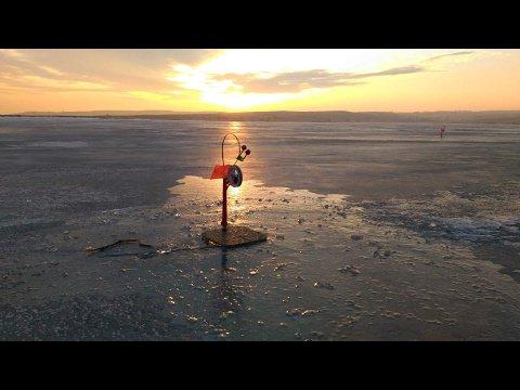 Зимняя рыбалка на каме отчеты