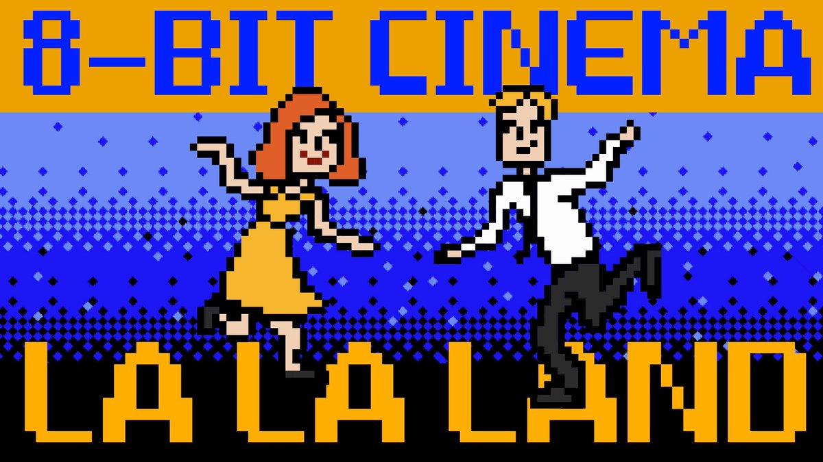 Explore Seb and Mia's romance in this 8-bit version of 'La La Land' ht...