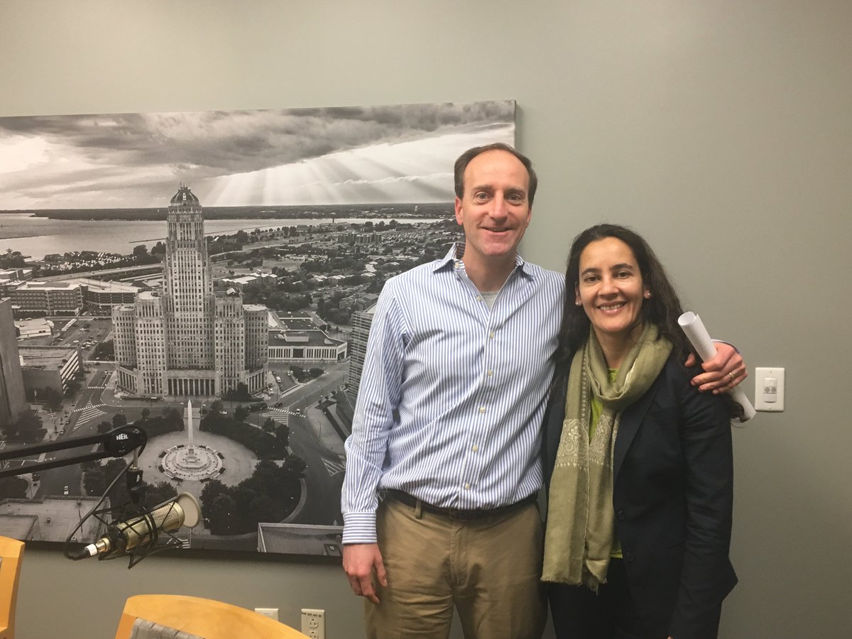 """Today's #TalkingCities episode is the """"Silicon Valley of Food Systems"""" with Dr. Samina Raja! Listen now at https://t.co/QNHoX0TNoQ."""