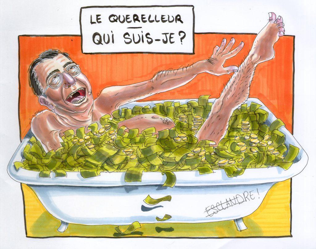 #balkany #TF1boycott #voleur &gt; Sur le site de @LeQuerelleur nous réalisons moult articles et dessins satiriques   http:// lequerelleur.fr / &nbsp;  <br>http://pic.twitter.com/6g5scX3n3S