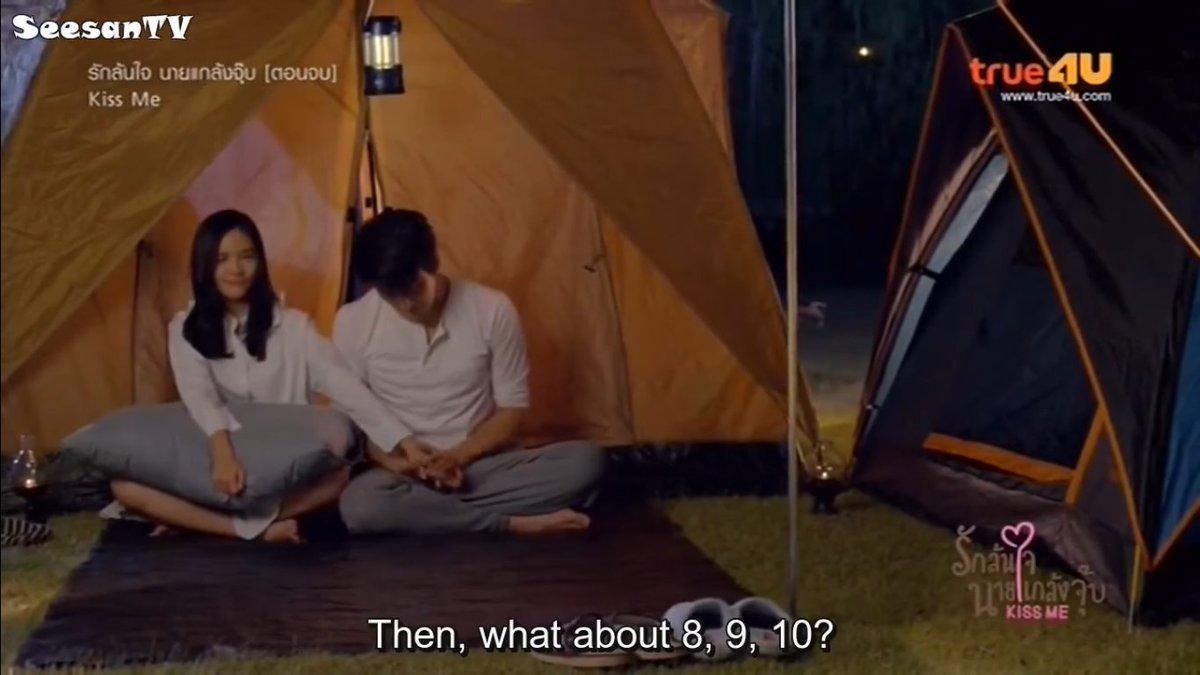 Youu0027re crazy. Isnu0027t that too soon?   Three boys.   Four girls.  ?Tenten x Taliw - Kiss Me Thailand Ep. 20u2026 //t.co/4pQcuzJgbH  & OTP on Twitter: