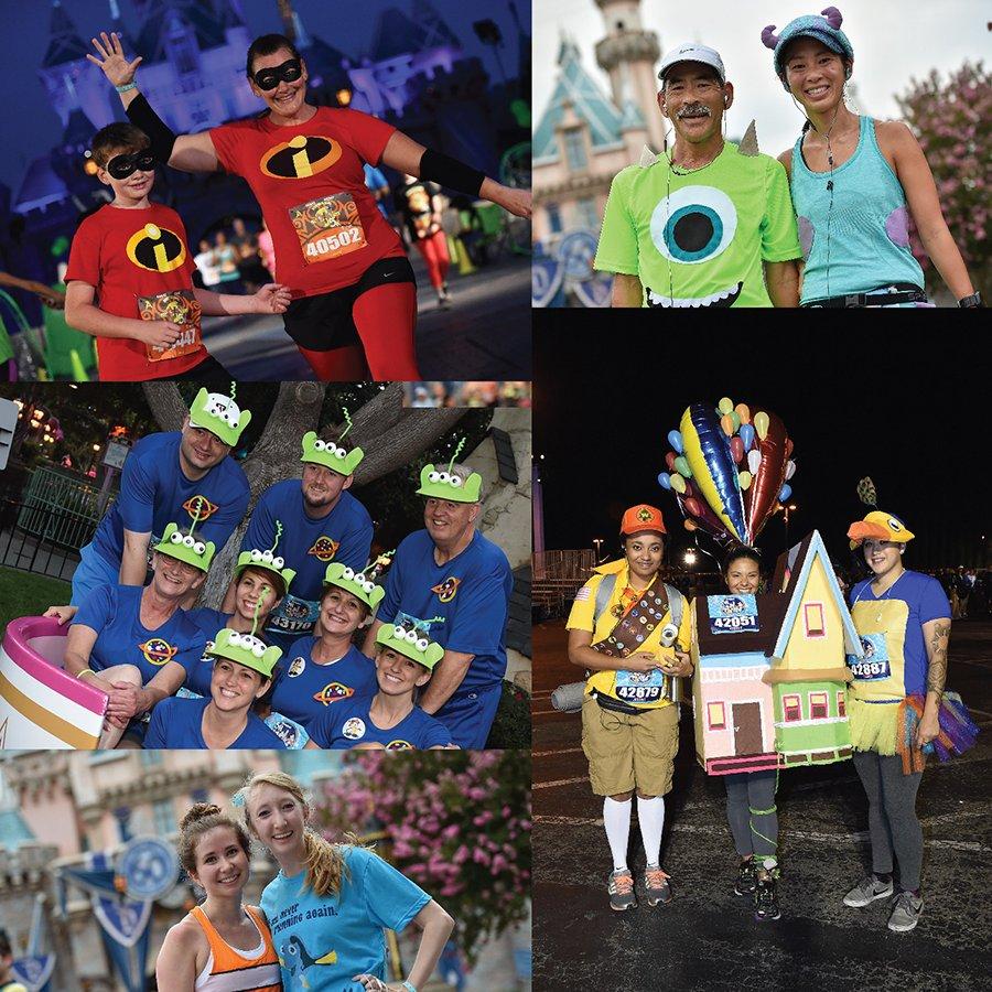 '2017 Disneyland Half Marathon Weekend Theme Revealed': https://t.co/v...
