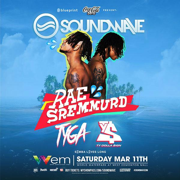 West edmonton mall on twitter ready for the ultimate beach party soundwave is on mar 11 hurry tickets are selling fast get tickets here httpst3dswjjh0st httpstnajv8emwr5 malvernweather Gallery