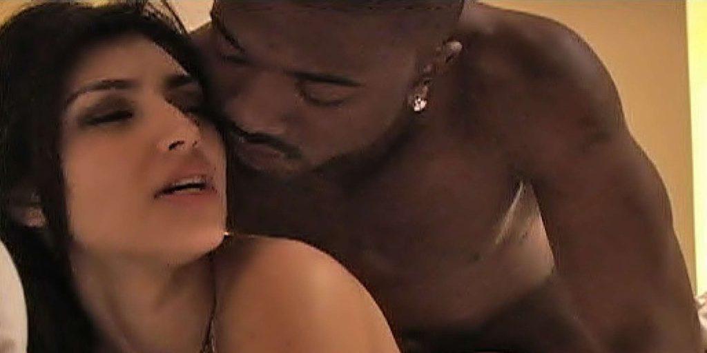 Maailman paras musta porno