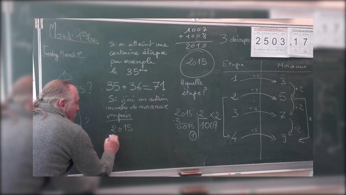 Nouvelle vidéo Chercher en mathématiques Cycle 3 dispositif école collège Rep+  https:// youtu.be/sevuJj6pBic  &nbsp;   #eduinov #Maths <br>http://pic.twitter.com/qTLoB2qXAX