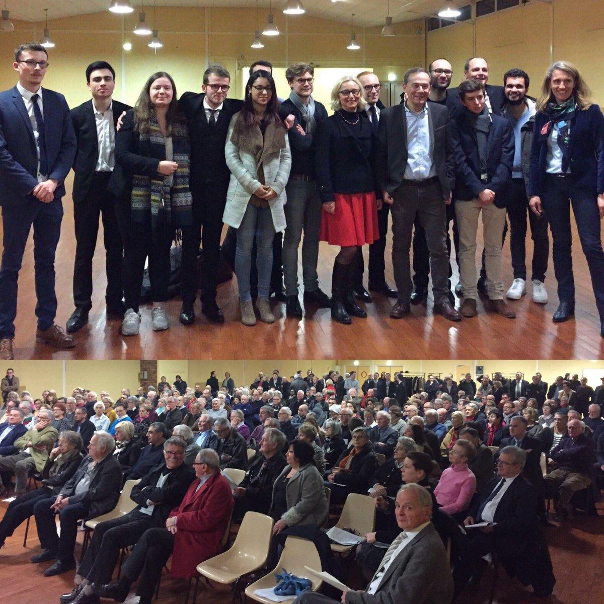 Hier plus de 300 militants autour de @SebLecornu afin d&#39;évoquer l&#39;organisation de la campagne présidentielle ! #Fillon2017 @FrancoisFillon<br>http://pic.twitter.com/xt2ZU8nKcF