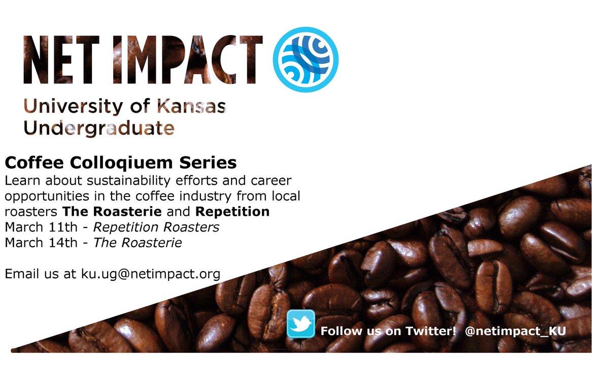 Net Impact KU on Twitter: \