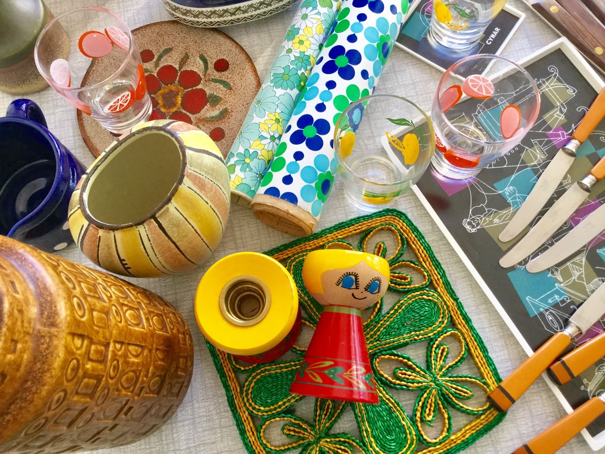 Some cute items coming to RetroDelia very soon #vintage #retro #treasures #wgp #mcm #forsale #wiseshopping #gifts  http:// buff.ly/2kR8rMx  &nbsp;  <br>http://pic.twitter.com/OJzdzAX0f1
