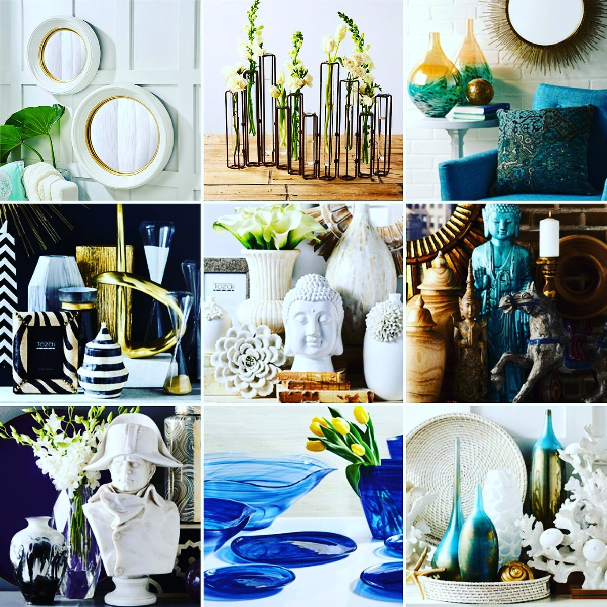 Furnished by farrah on twitter accessorize any space in your home we have just the look for you contact us now furnishedbyfarrah furnishedbf accents