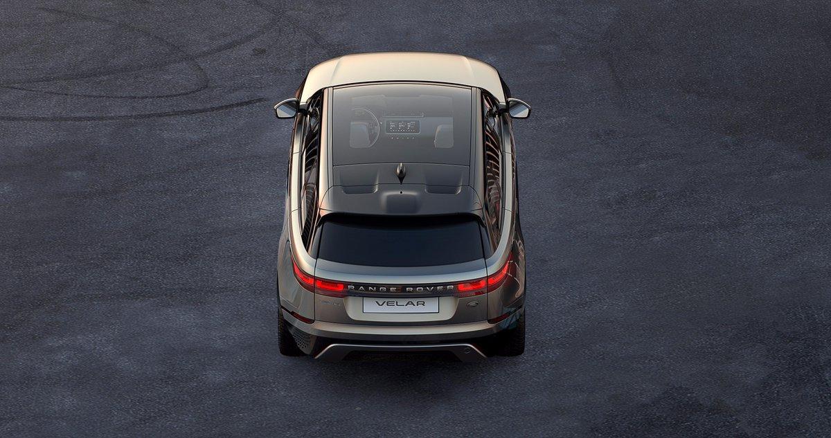 NEWS: Land Rover introduces fourth member of the Range Rover family, the Range Rover Velar https://t.co/ey3T6gOcGw https://t.co/ahlvlBfIRf