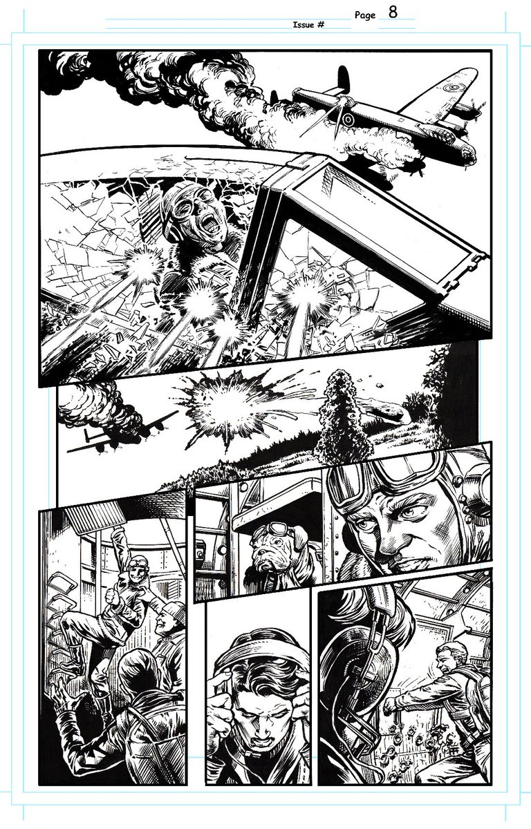 I usually don&#39;t share whole pages from Harken&#39;s Raiders but this @RealBankster page is so awesome, I had to share. #Masterpiece <br>http://pic.twitter.com/gPYVs3f2M6