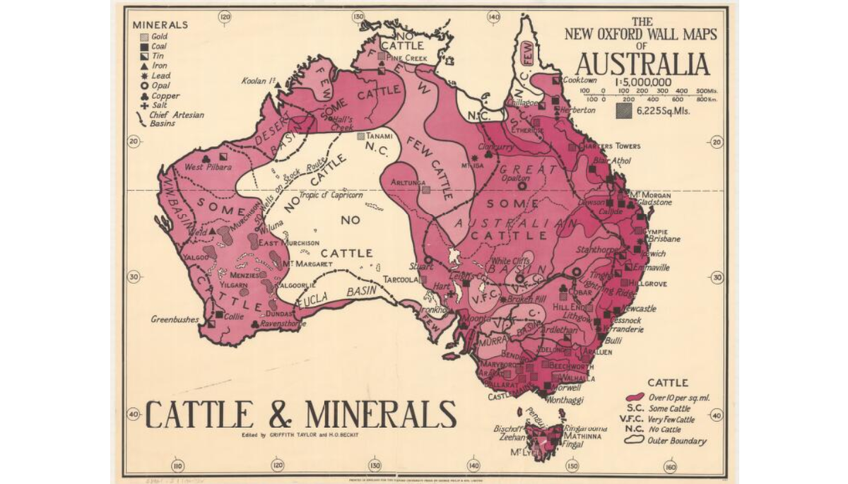 Australia Map Simple.Simon Kuestenmacher On Twitter Beautifully Simple Vintage 1920s