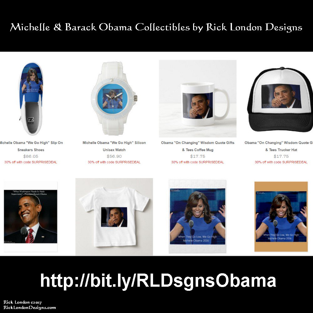 #Flotus #MichelleObama #gifts  #collectibles 25%off Code PRESDAYSALES @c/o Ends12amPT   http:// bit.ly/RLDsgnsObama  &nbsp;   #obama #caps #tees #cards etc <br>http://pic.twitter.com/TDkeQz3wRc