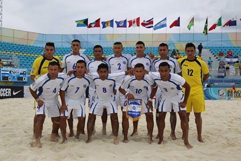 Campeonato de CONCACAF 2017 en Bahamas: El Salvador 9 Islas Turcas y Caicos 2. C5PFu9XXAAAaxM_