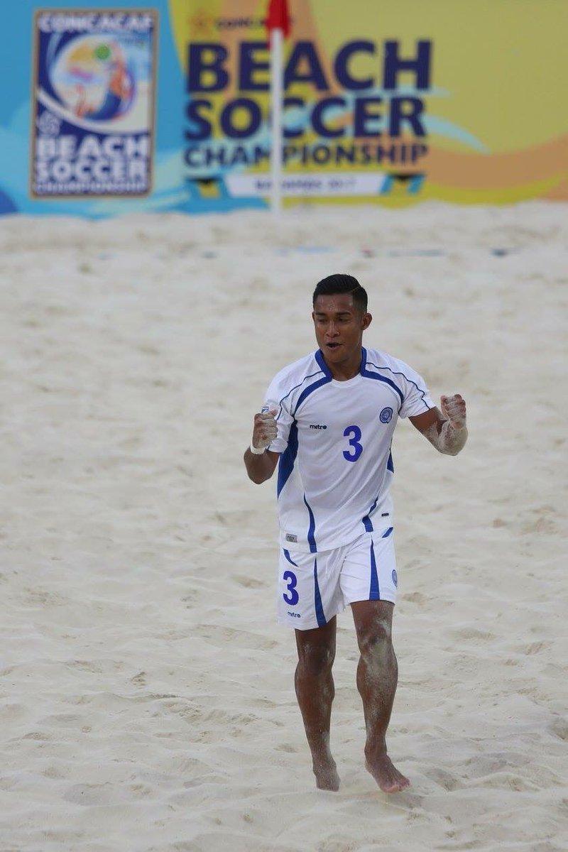 Campeonato de CONCACAF 2017 en Bahamas: El Salvador 9 Islas Turcas y Caicos 2. C5PFu9sWAAAbs51