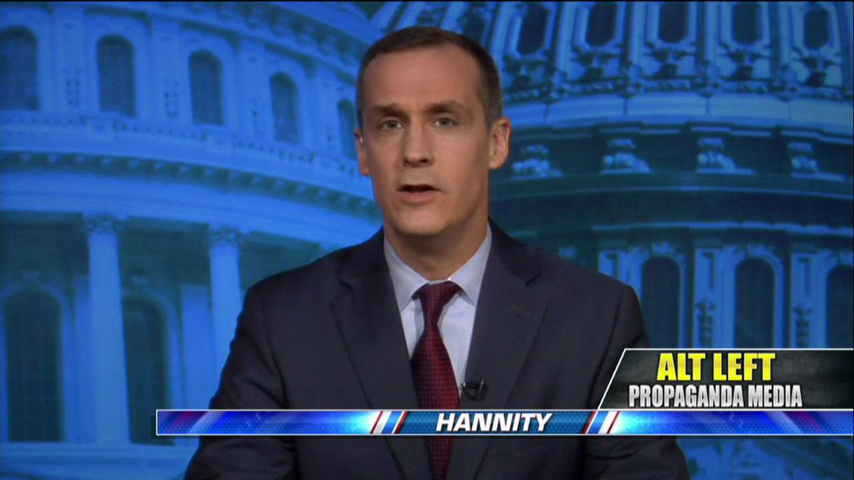 .@CLewandowski_ to the media: &quot;You finally have a @POTUS who not only has the ability to hit back, but will hit back.&quot; #Hannity <br>http://pic.twitter.com/leJGa6CyCt