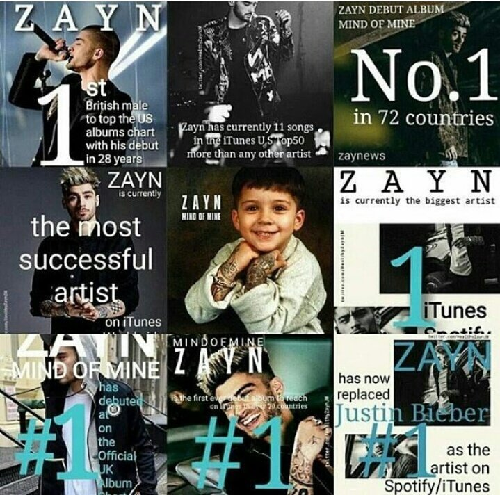 We ZQUAD Really Feel Proud Of @zaynmalik  . . Keep Voting Zayn . . #Pillowtalk #BestMusicVideo #iHeartAwards