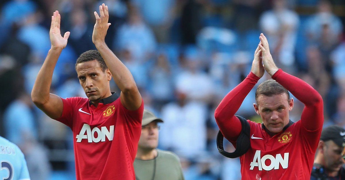 Rio Ferdinand: Wayne Rooney is hurting at Manchester United... he'll l...