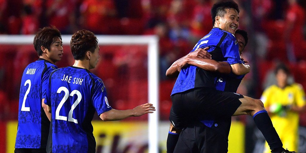 WRAP: @AdelaideUnited fall to classy @GAMBA_OFFICIAL in @TheAFCCL - ht...