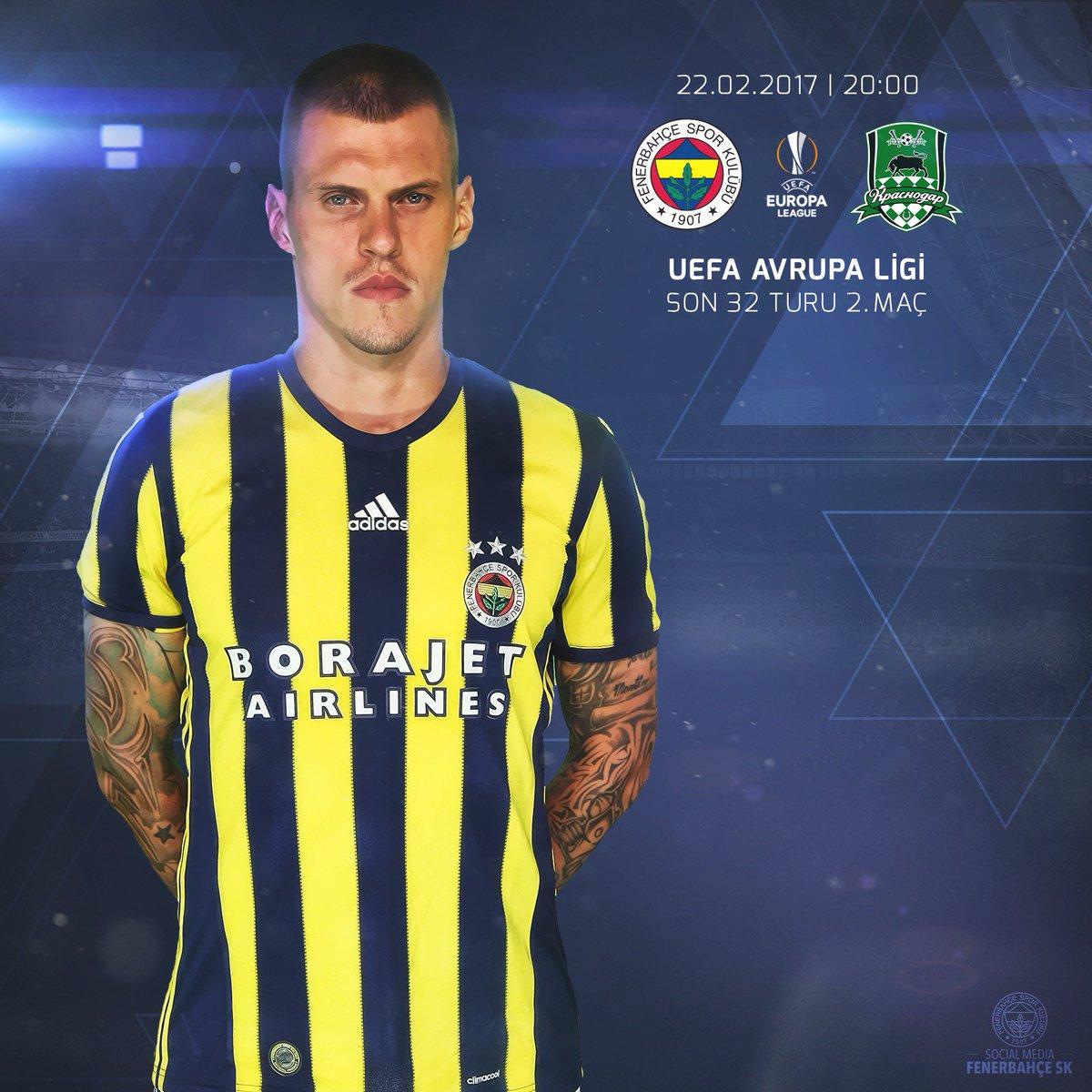 Başarılar #Fenerbahçe! #FBSKvsFCK @EuropaLeague
