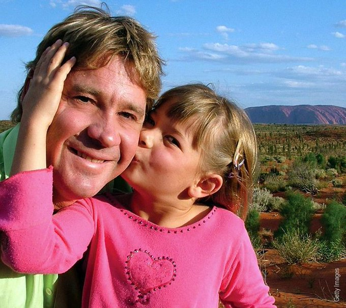 Today, Steve Irwin would have turned 55. Happy Birthdaymate.