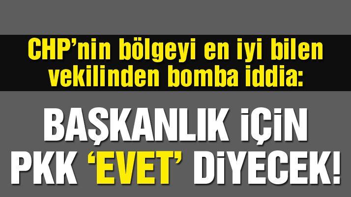 CHP'li Gürsel Erol'dan flaş iddia!  'DERİN DEVLET PKK İLE ANLAŞTI!' ht...