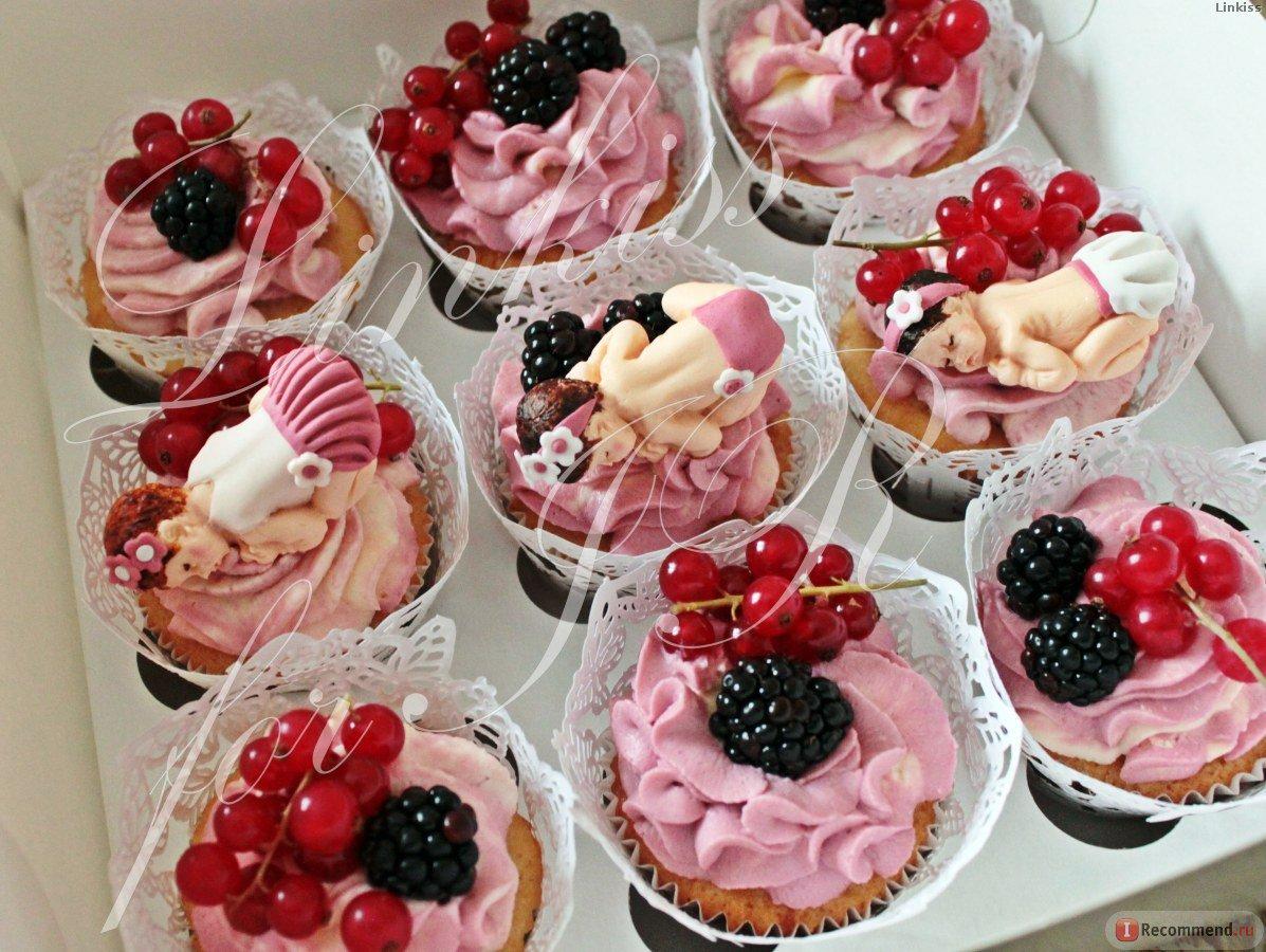 Рецепт ванильных капкейков от энди шефа