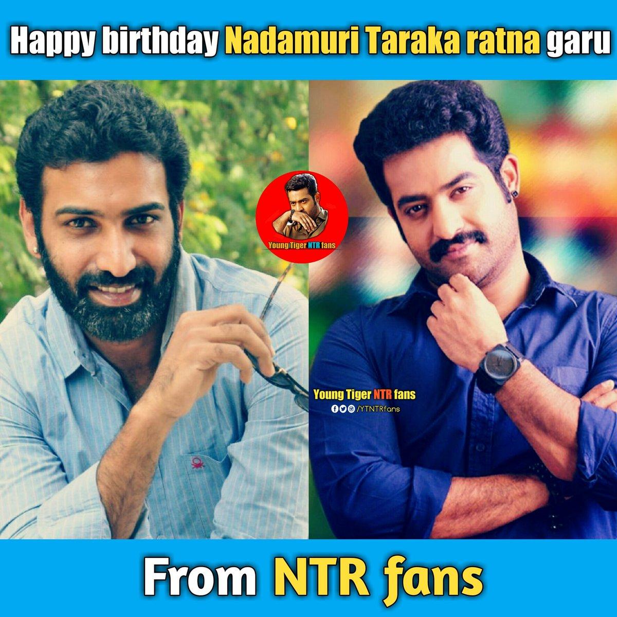 #Happy birthday #Nandamuri_taraka_ratna_garu #from #NTR_fans Follow us on  http://www. facebook.com/YTNTRfans  &nbsp;  <br>http://pic.twitter.com/HhwJc2MGdU