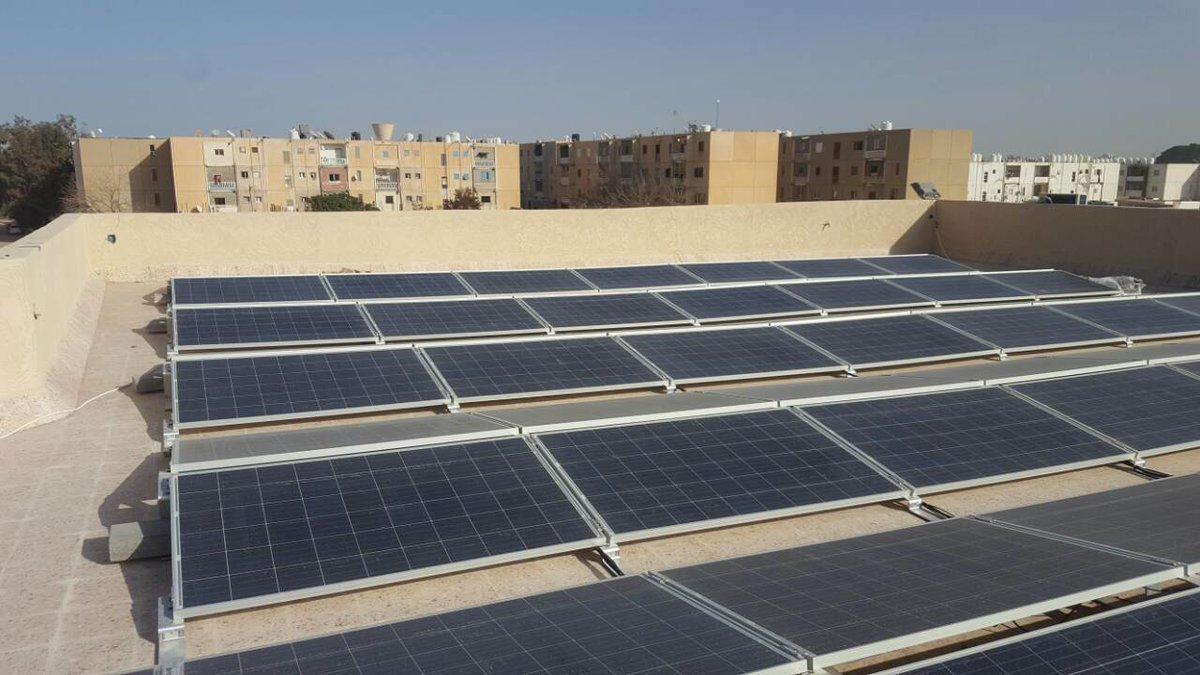 #Libya More good news @UNDPLibya completes 3rd solar panel in #Tripoli Cortoba Kidney Center. Total 6 completed in #Tripoli #Benghazi #Sebha<br>http://pic.twitter.com/T0FZBMOWbM