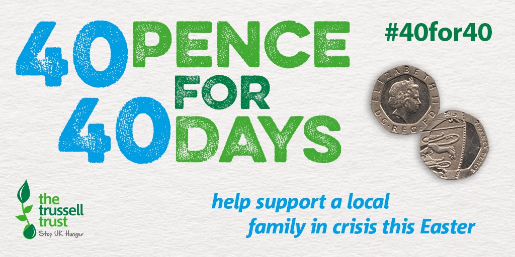 Only one week left until #Lent begins - will you take up the #40for40 challenge? > https://t.co/nGbMoCBkcf https://t.co/ilc3WM7erF