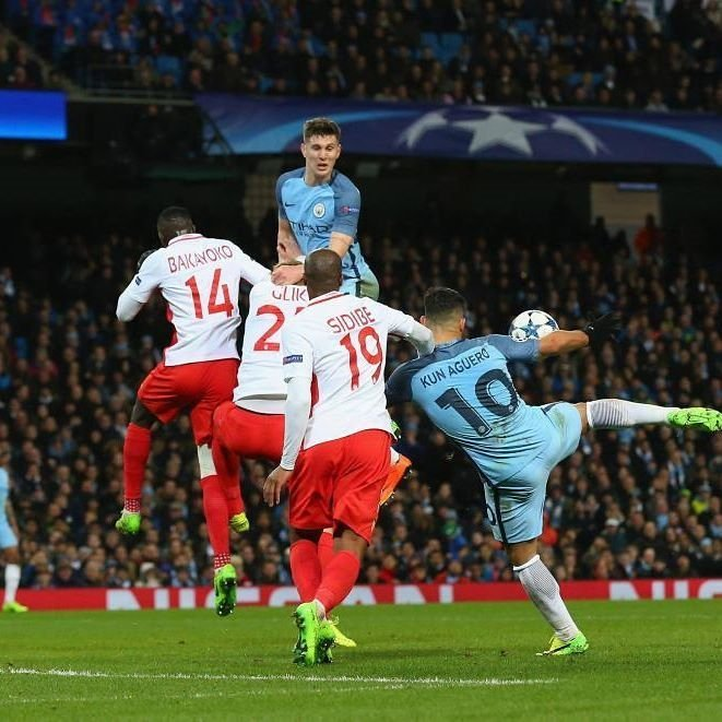 Monaco-Manchester City in Diretta TV Live Streaming Rojadirecta