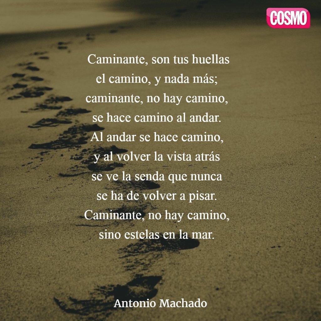 Antonio Machado Caminante Años Moría Poeta Antonio Machado