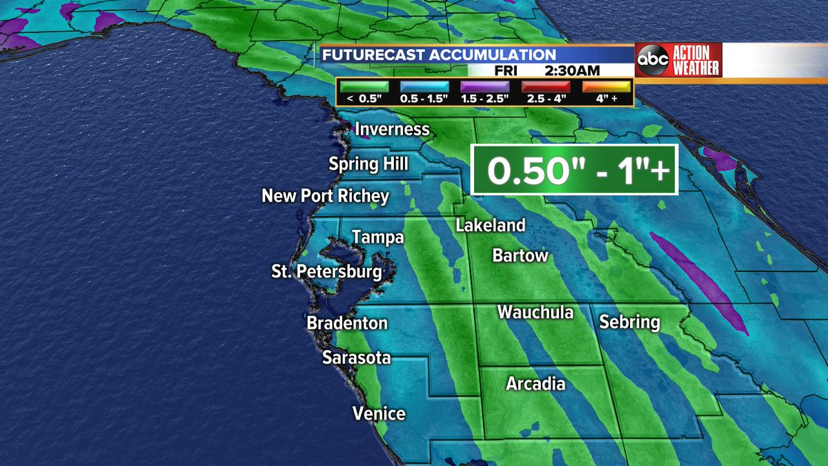 Ivan Cabrera On Twitter Some Muchneeded Rain For Us Today - Us map weather tomorrow