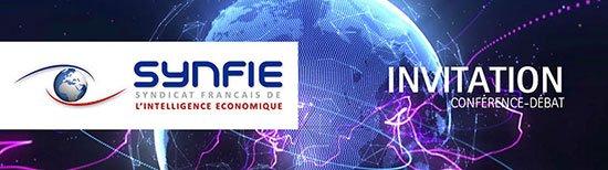 Conférence #SYNFIE du 28 mars 2017 : Quelles évolutions des métiers de l&#39;#Intelligence #Économique ?  http:// synfie.fr/participer  &nbsp;  <br>http://pic.twitter.com/dSIKe3S3Dc