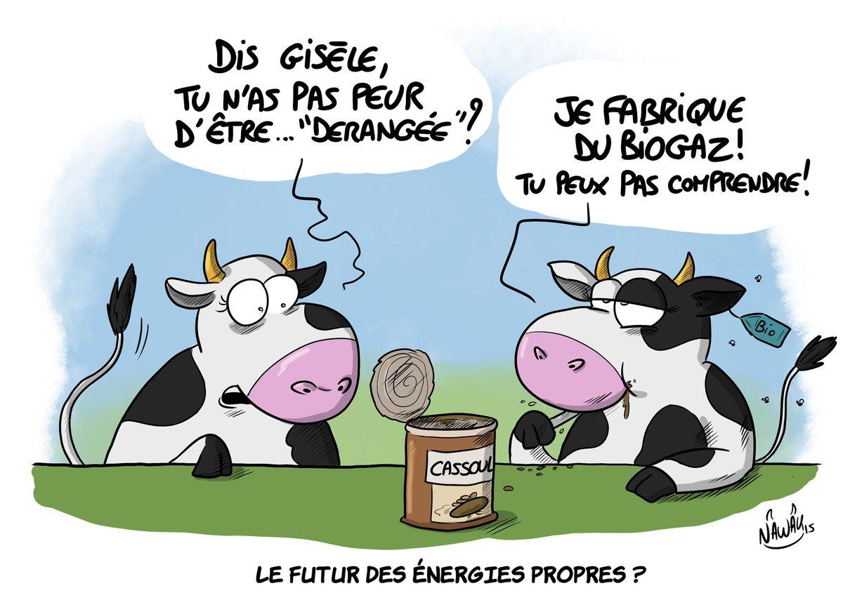 #ChezMoiOnDit déposer Gisèle au #méthaniseur ! #TRANSITionénergétique #BioMethane #Paris<br>http://pic.twitter.com/t3ruznskiv