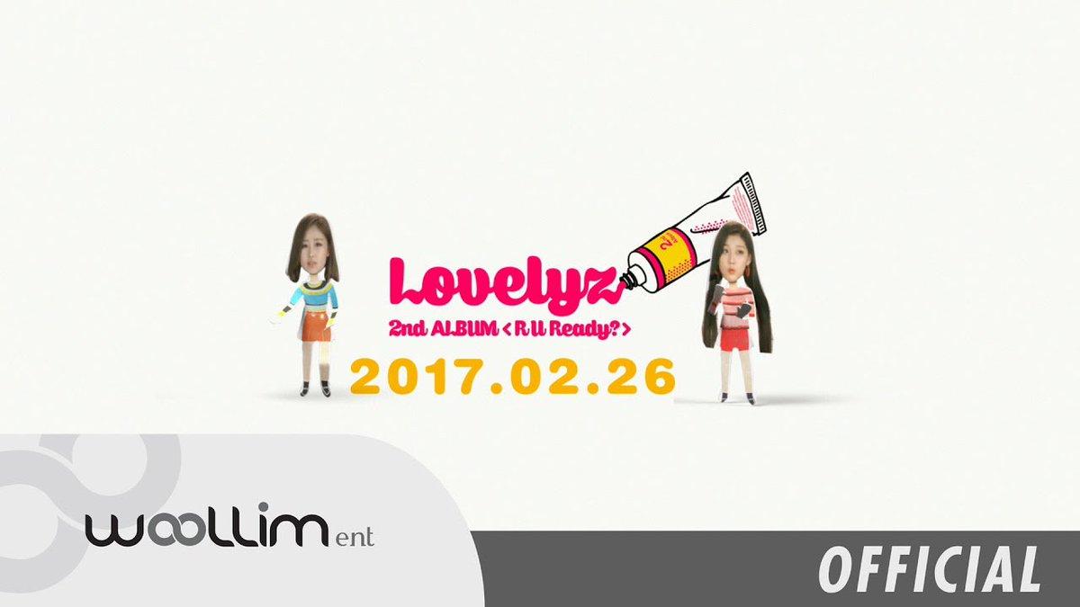Lovelyz reveal cute concept teaser video for \'R U Ready?\'