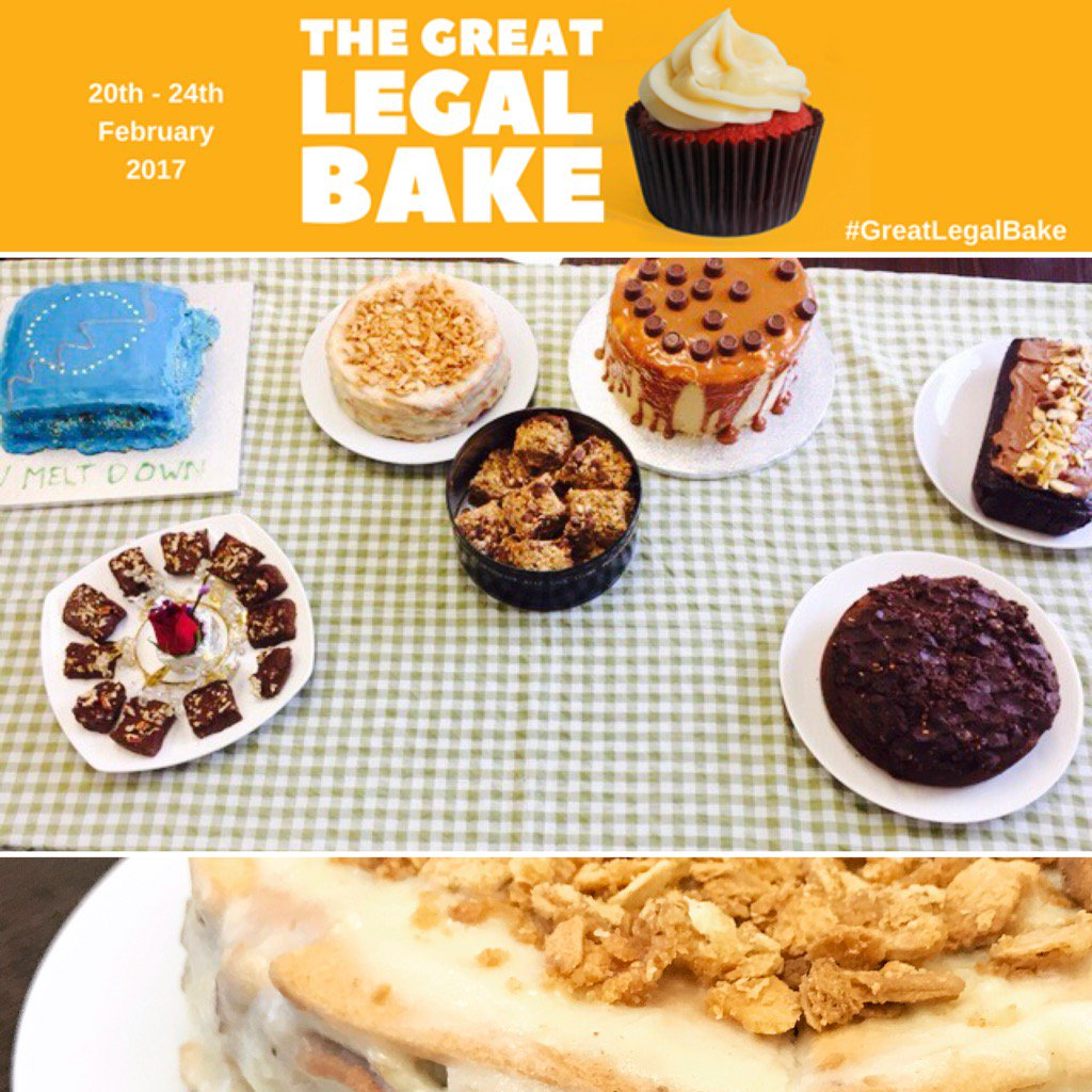 Acuity Legal is getting more creative with every day of #GreatLegalBake! Look at these tasty #cakes! @greatlegalbake https://t.co/KZnYKG9moz