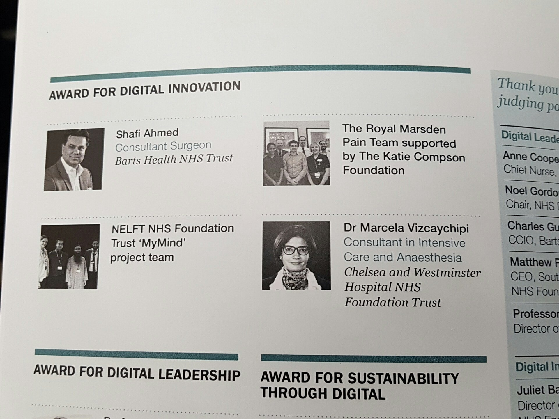 The 4 nominees....  #DHLcollaborate https://t.co/rjXQQ84E85