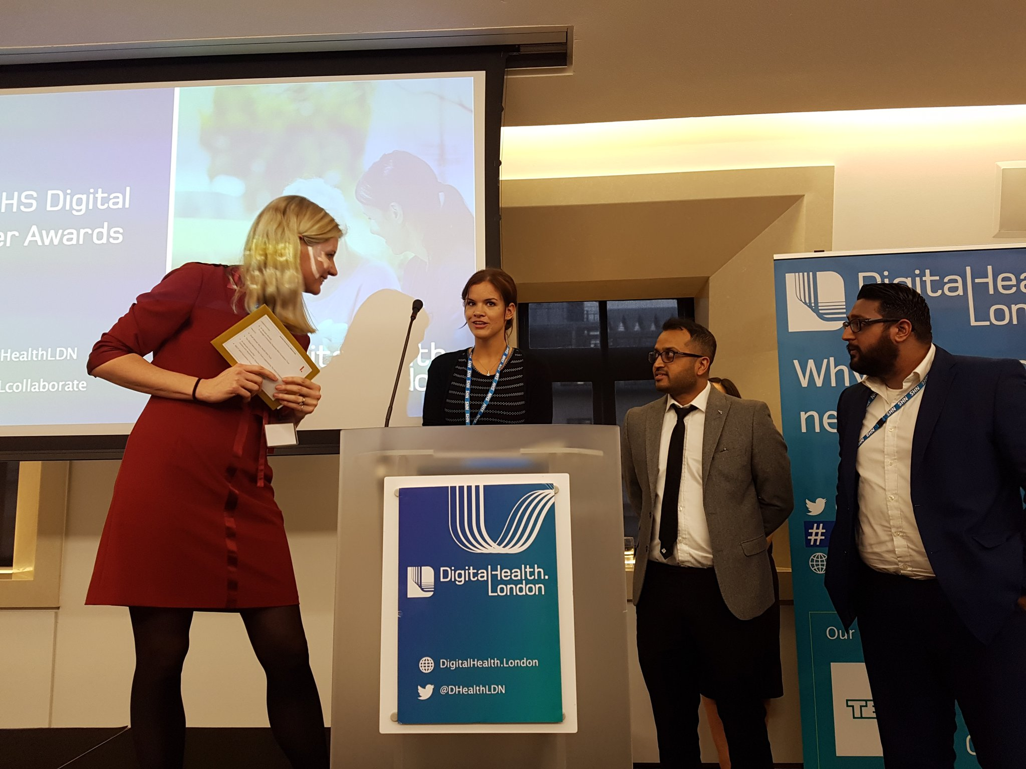 And the winner is... NELFT 'MyMind' project - Digital Innovation 2017 #DHLcollaborate https://t.co/ruNmhUNVOC