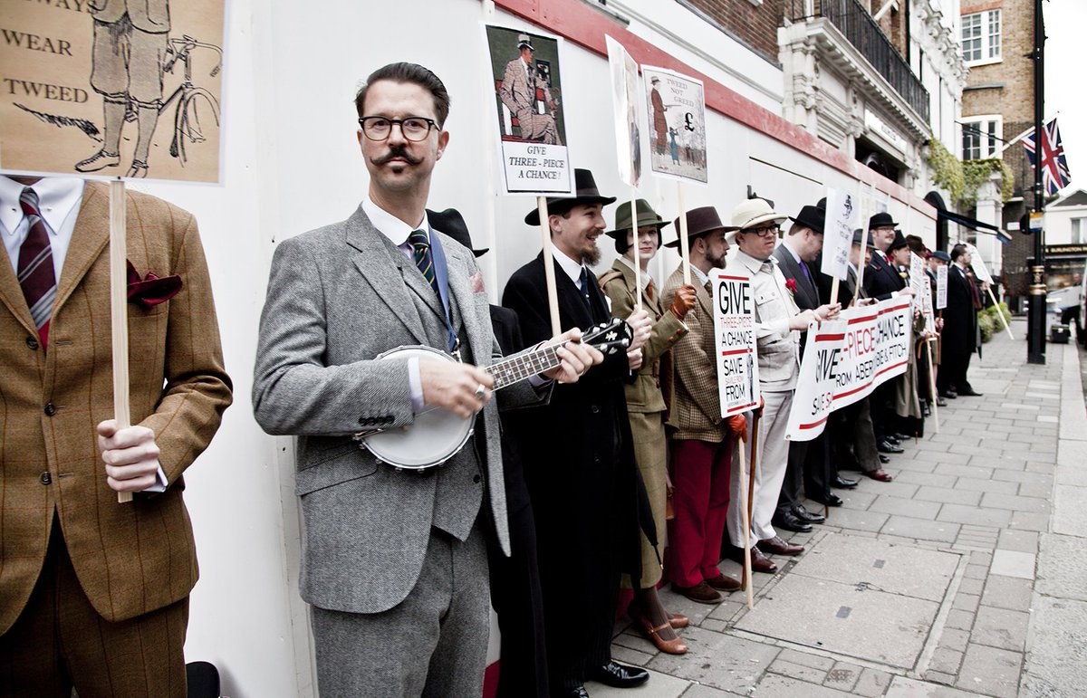 #Chap91Mr. B @gentlemanrhymer on Situationism for Chaps, plus Slim Jim Phantom, Oxford Shoes, Underpants https://t.co/X2tYZ3dTVy