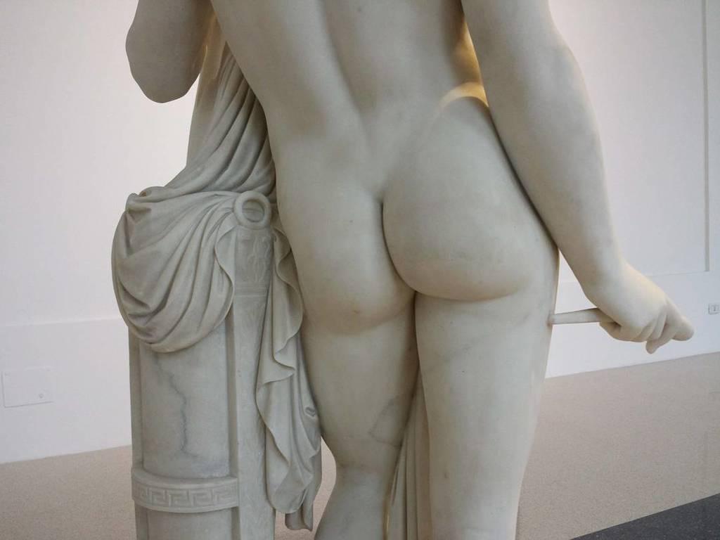 #pietrogalli #apollo #sculpture #lagallerianazionale #timeisoutofjoint #rome #buttocks https://t.co/v5tbKgCKhs