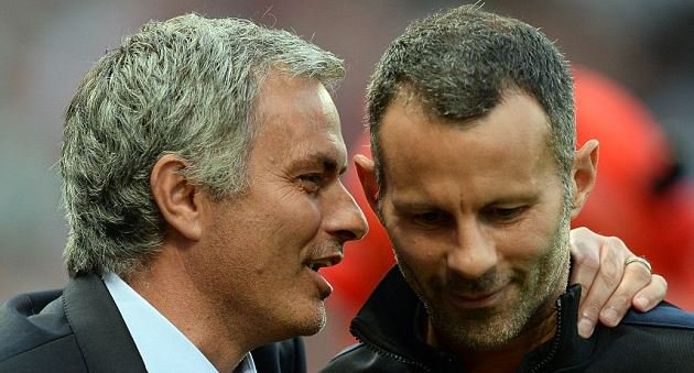Ryan Giggs believes there are 'too many foreigners' managing in the Pr...