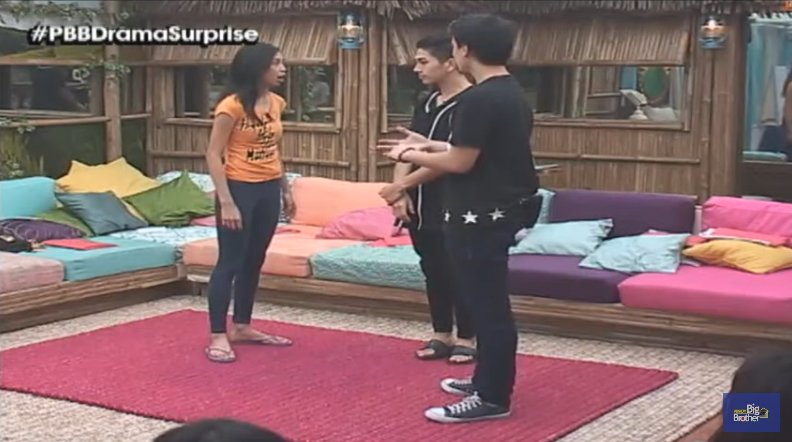 Acting 101 with MayMay and the boys! Hahaha #PBBDramaSurprise https://...