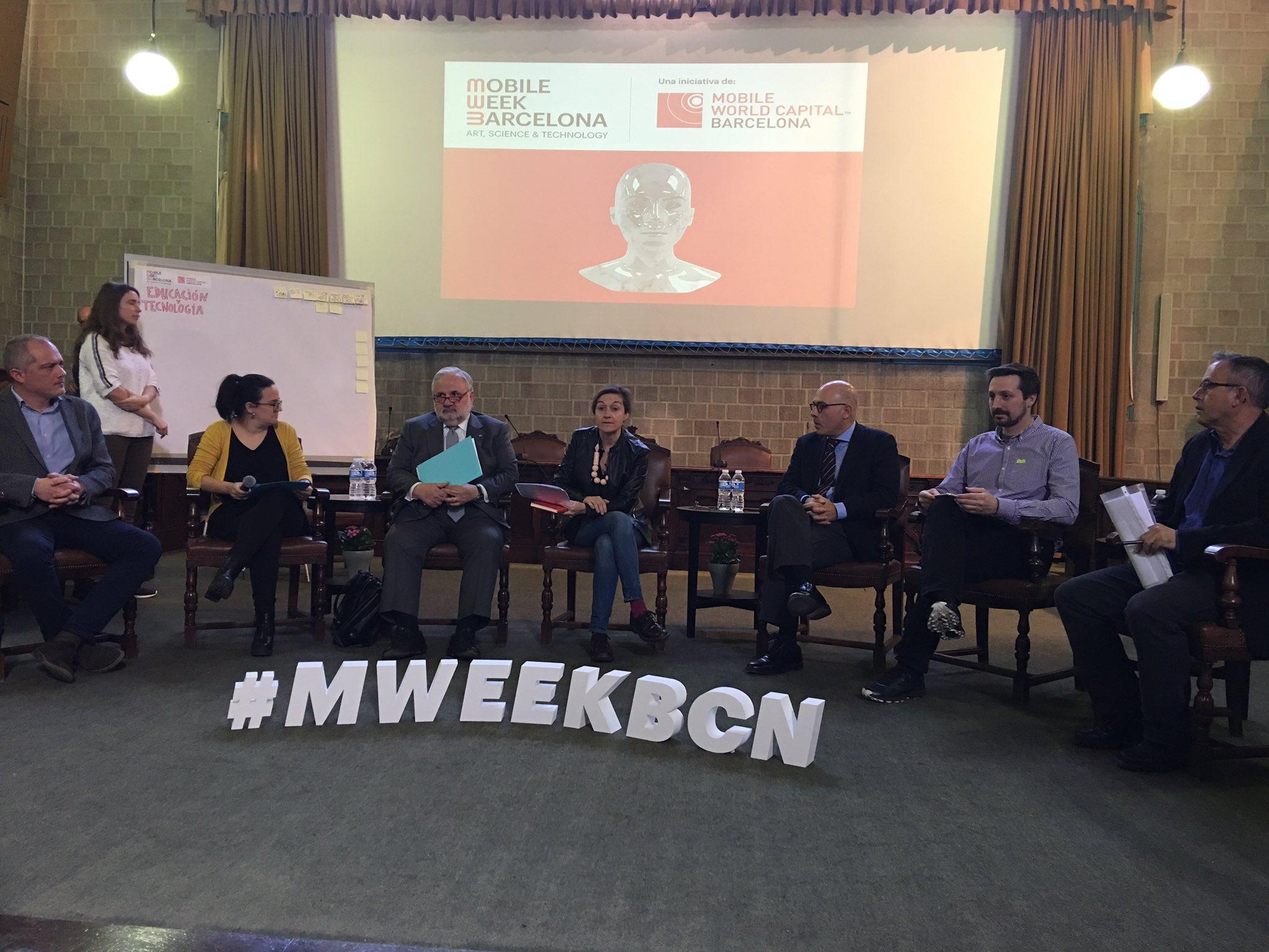 Thumbnail for Mobile Week Barcelona: Educació i Tecnologia
